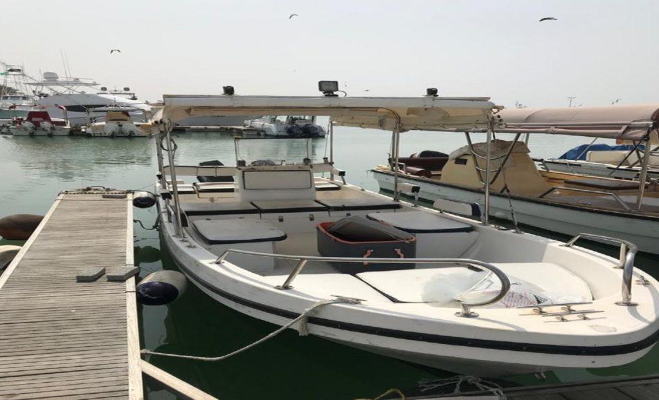 قارب هتان البحار
