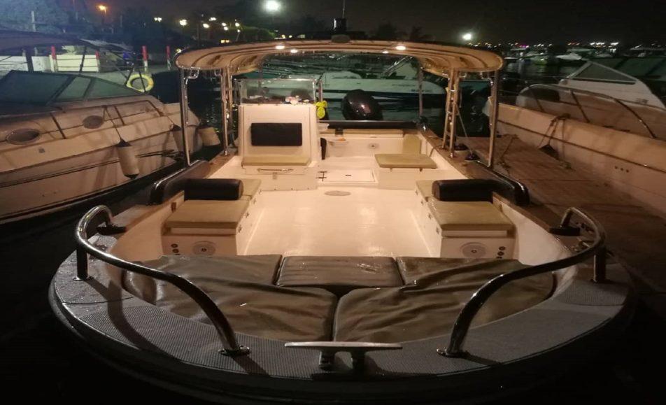 قارب الرمح للرحلات البحرية