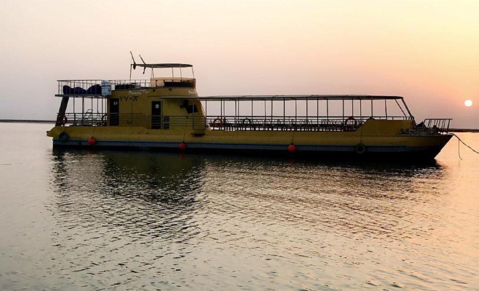 رحلة صباحية في الغواصة العائمة (برادايس)