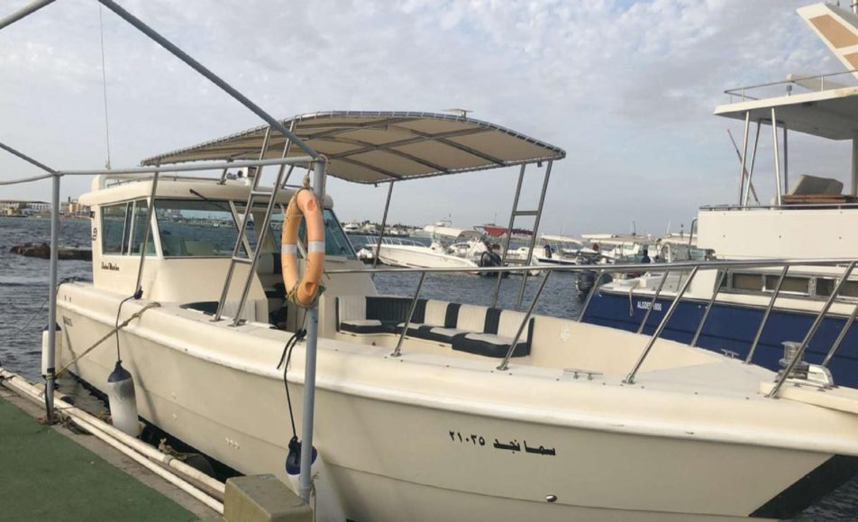 رحلة سما نجد للصيد والسباحة – عرض خاص