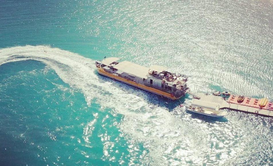 الغواصة العائمة (برادايس)