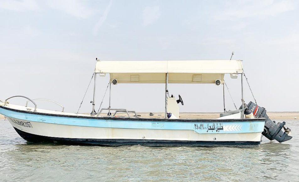 قارب خليل البحار