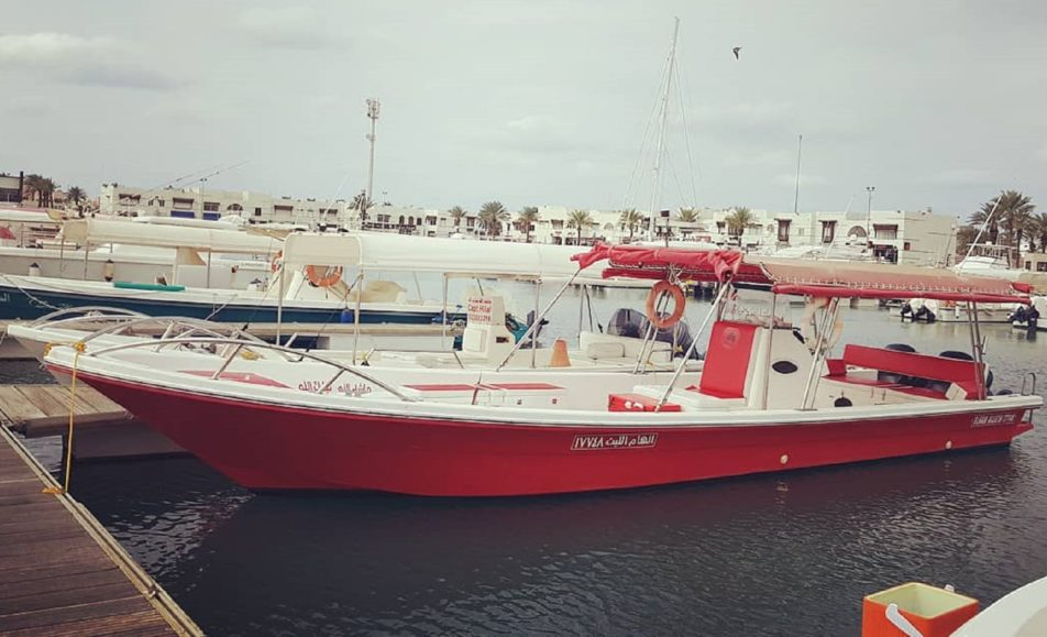 قارب الهام