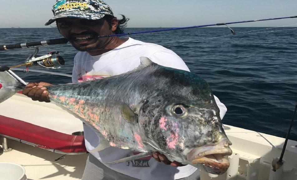 رحلة روز البحرية للصيد بالقصبة (جيقننق&كاستنق)