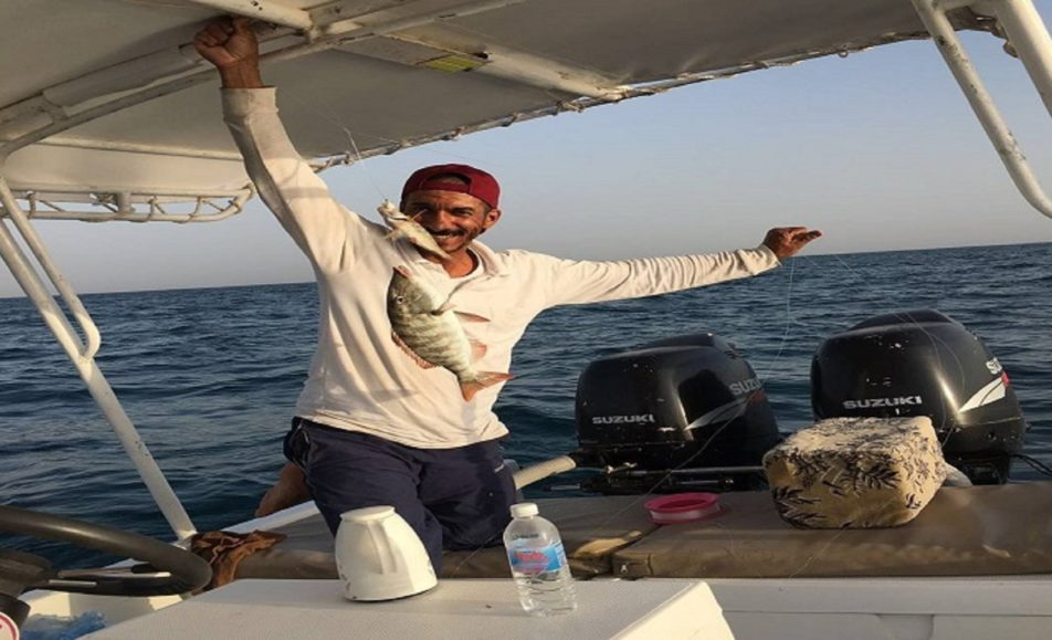 رحلة قارب الشمالي للصيد
