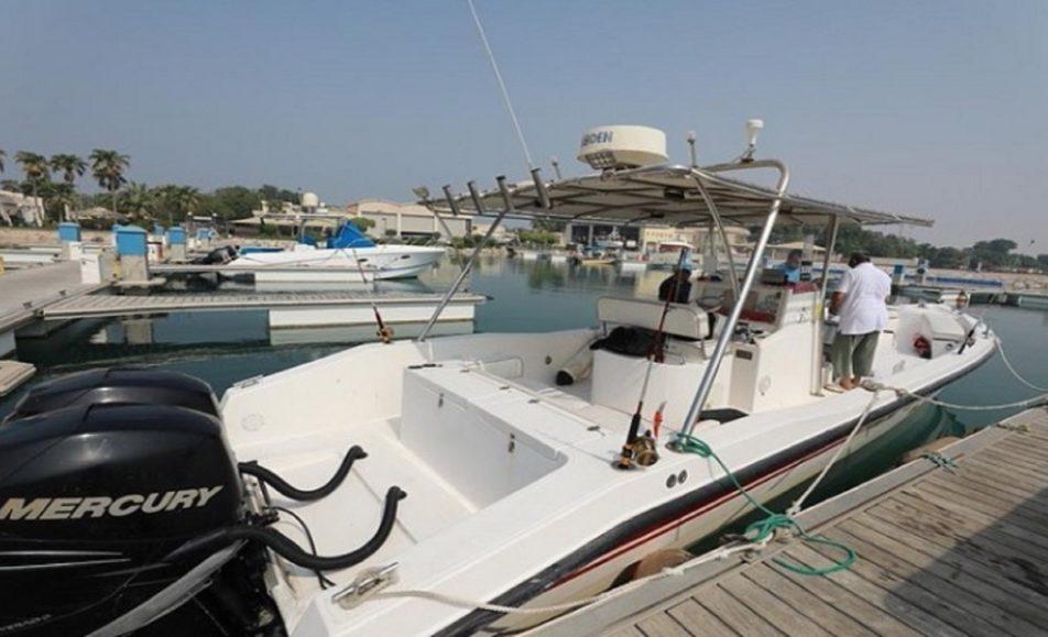 خيارات متعددة لرحلة الصيد على قارب هرجاب