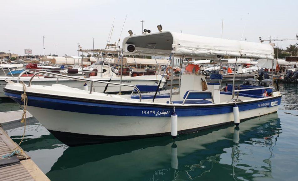قارب الجفري