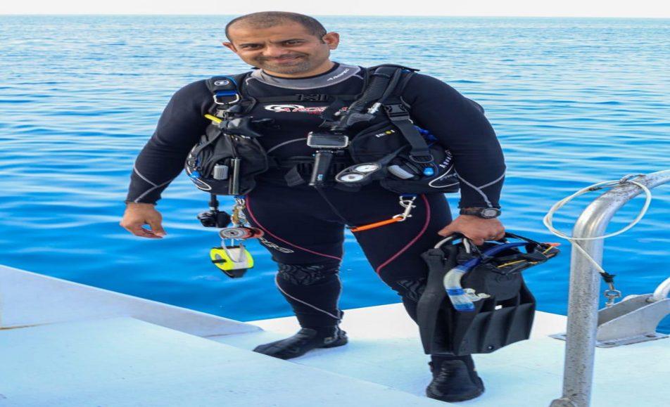 كابتن رامي سعد لرحلات الغوص والتدريب (PADI)