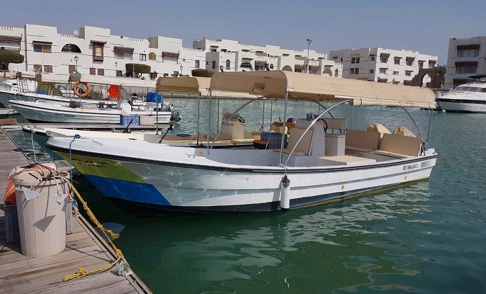 قارب عميد البحر