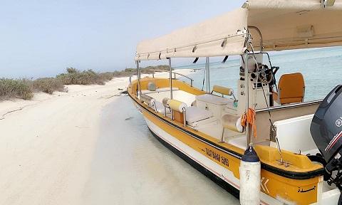 قارب طلعة بحر