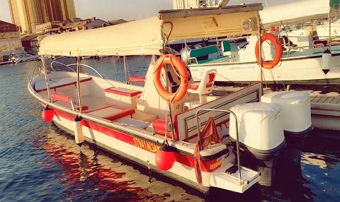 قارب السمو