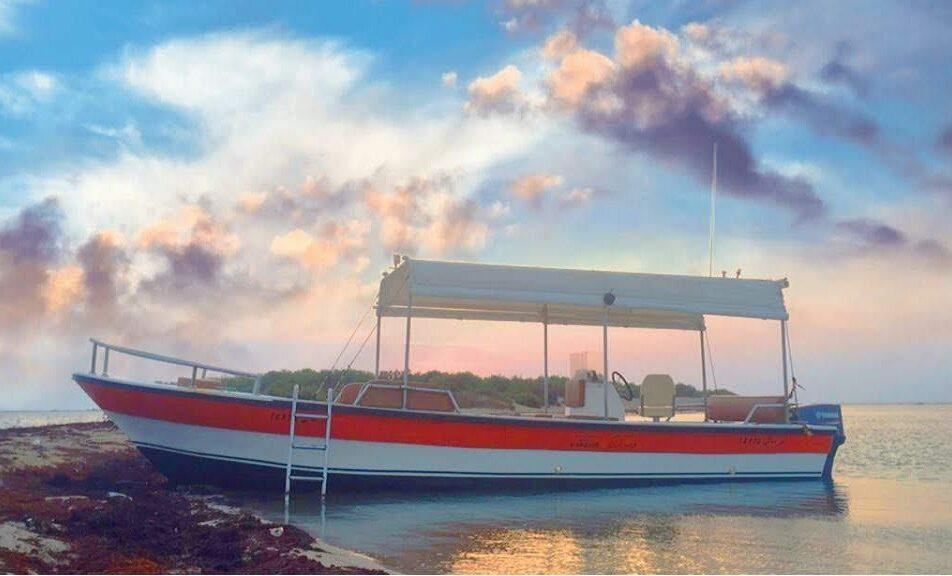قارب ابو سالي