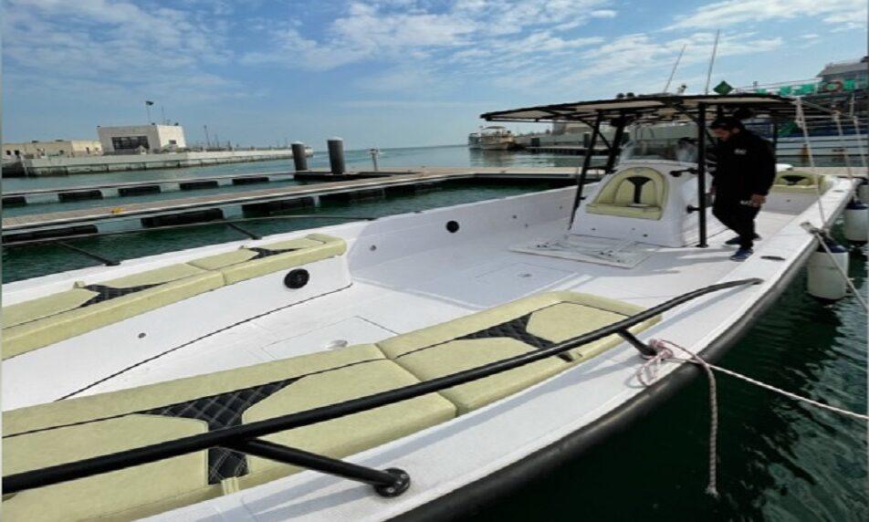 قارب بحر الشوق