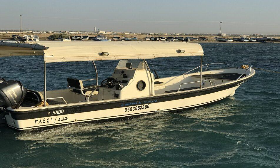 قارب هدد