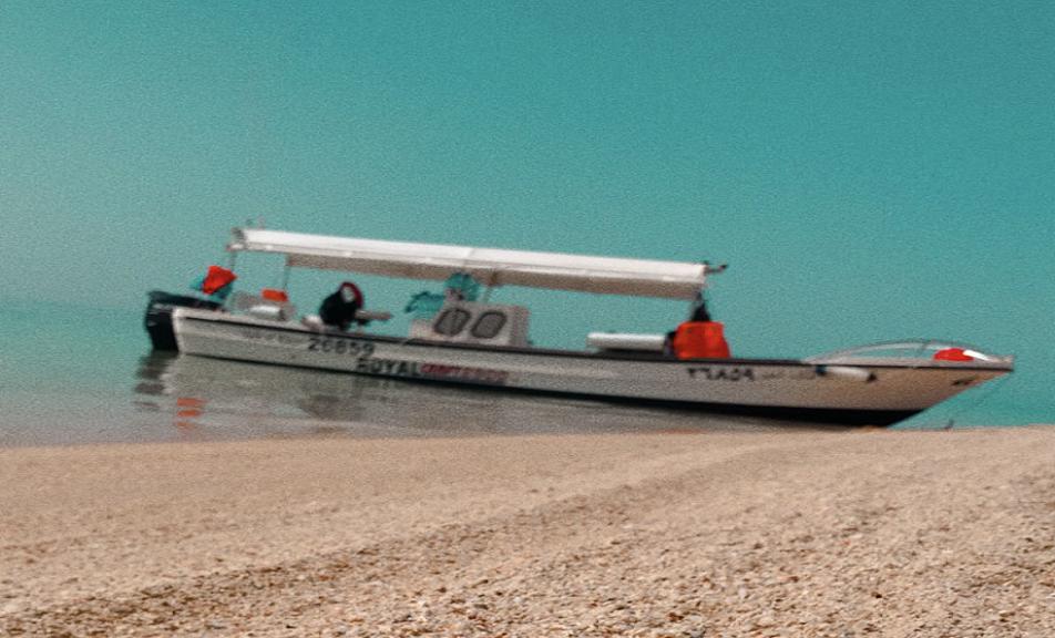 قارب فالك الخير