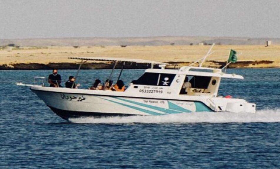قارب طير حوران
